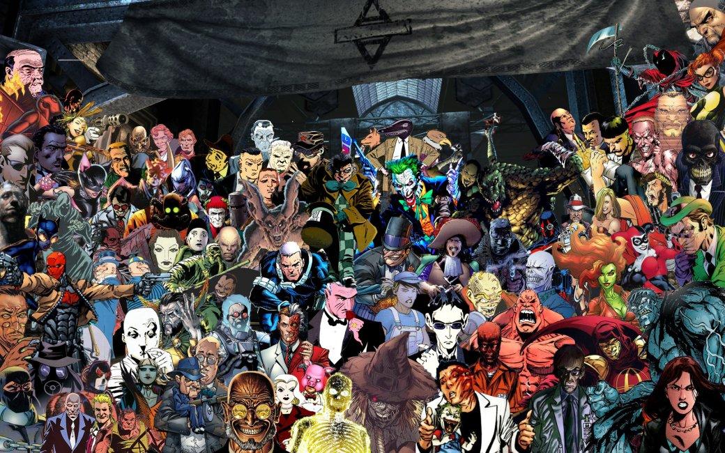 Слух: в«Бэтмене» Мэтта Ривза против Темного рыцаря выступит как минимум четыре злодея | Канобу - Изображение 4631