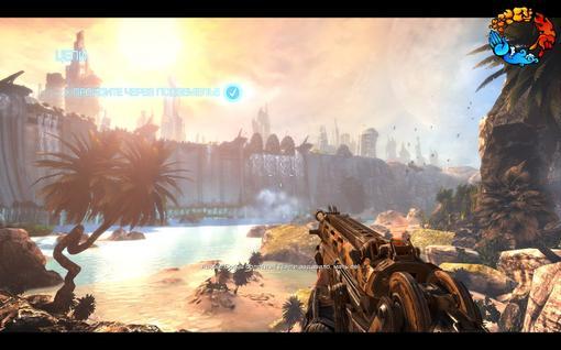 Прохождение Bulletstorm. Сумасшедший курорт | Канобу - Изображение 3961