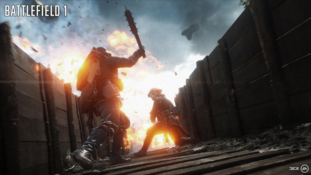 Закрытая альфа Battlefield 1 раскрыла секреты релизной версии | Канобу - Изображение 3