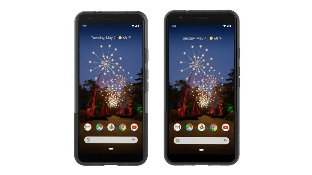 Опубликованы официальные снимки Google Pixel 3a и Pixel 3a XL   Канобу - Изображение 2
