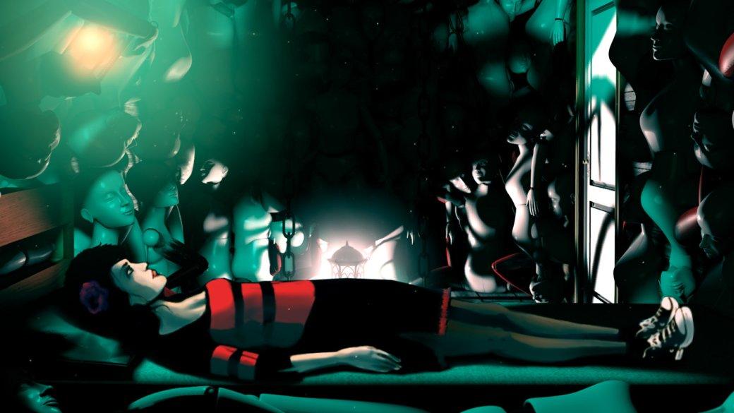 Lorelai польского геймдизайнера Рема Михальски— осознанный жест или творческий кризис?