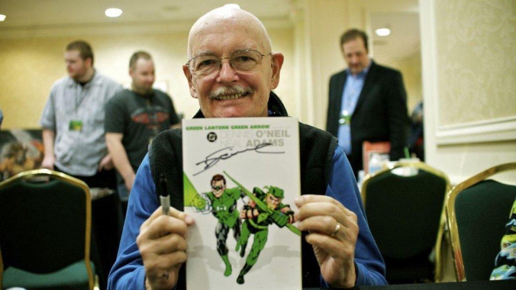 Умер автор комиксов о«Бэтмене»— Деннис О'Нил | Канобу - Изображение 7895