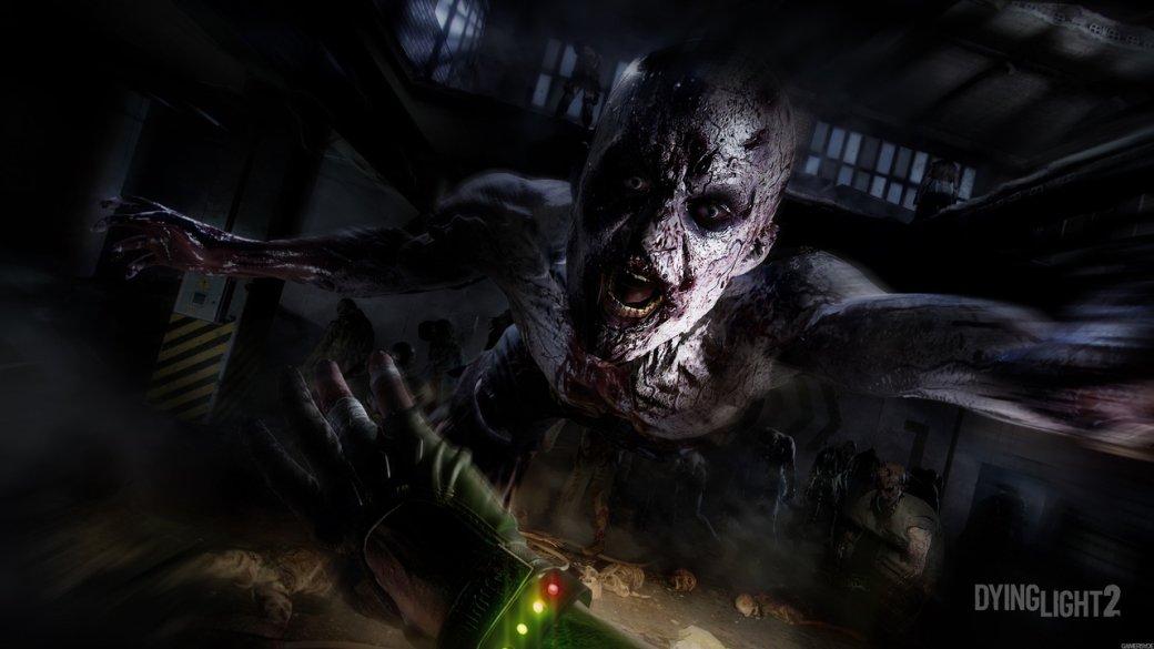 Хаос ижуткие зомби нановых кадрах Dying Light2 | Канобу - Изображение 1