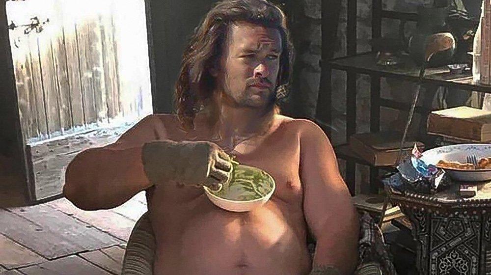 Ты или качок, или пузан? Джейсона Момоа обвинили в непохожести на Аквамена в реальной жизни   Канобу - Изображение 592