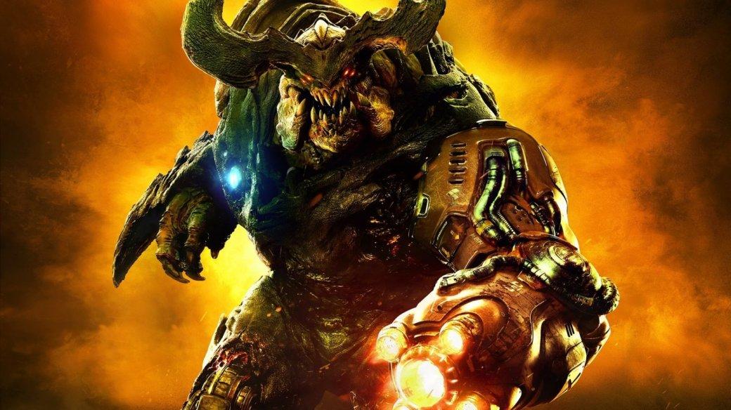 Журналисты показали геймплей Doom и Doom Eternal с презентации Google Stadia | Канобу - Изображение 36