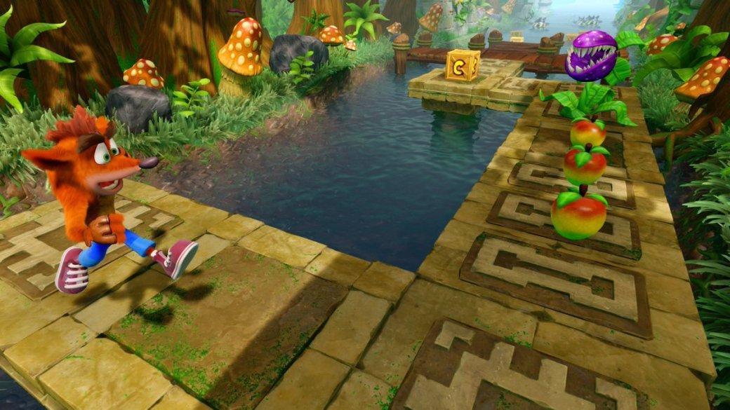 Новый геймплей искриншоты Crash BandicootN. Sane Trilogy   Канобу - Изображение 96