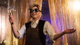 «Надеюсь, она не вибрирует» — фанаты пытаются определить, на что похожа новая отвертка Доктора Кто