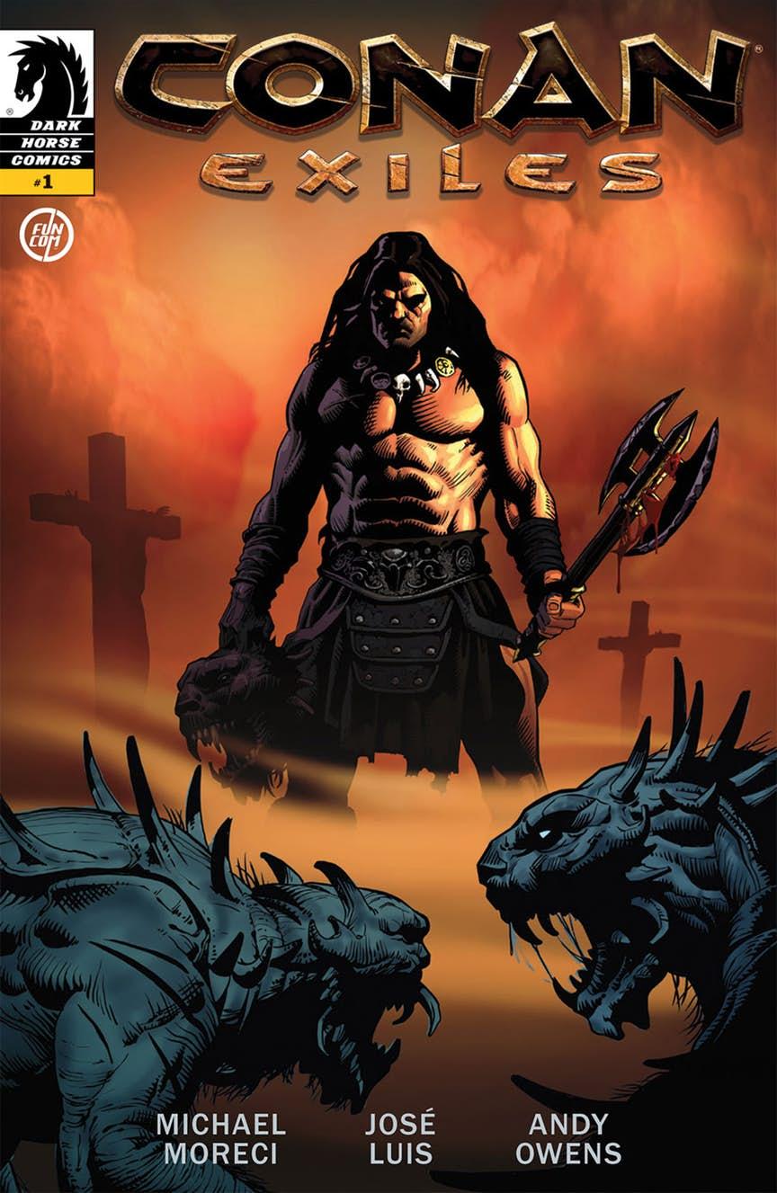 Сценарист рассказывает о комиксе-прелюдии к Conan Exiles | Канобу - Изображение 4176