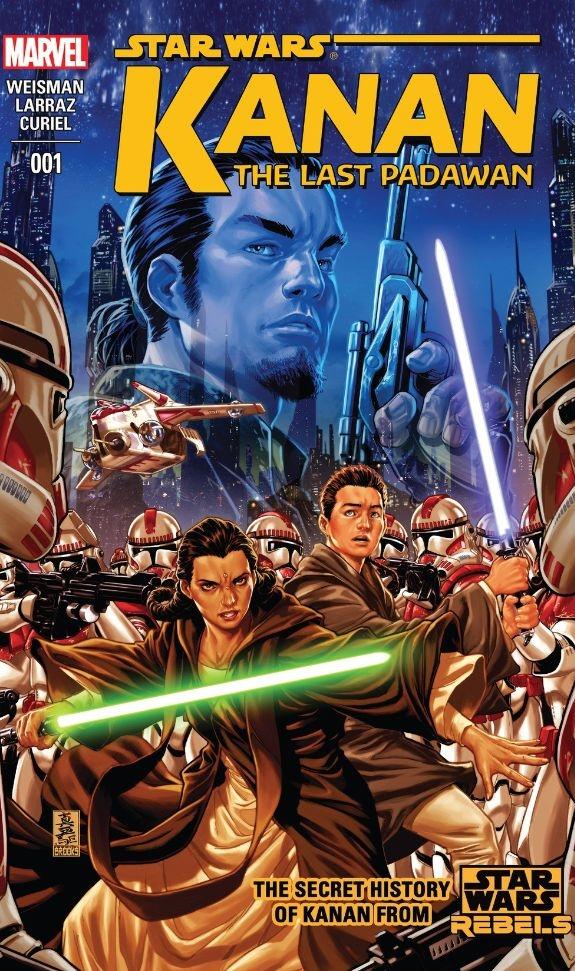 Какие события «Звездных войн» остались закадром фильмов?. - Изображение 5