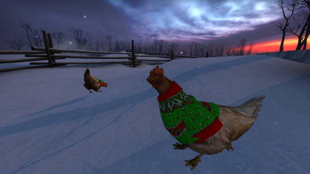Где зарядиться новогодней атмосферой? Праздничные события в онлайн-играх | Канобу - Изображение 3123