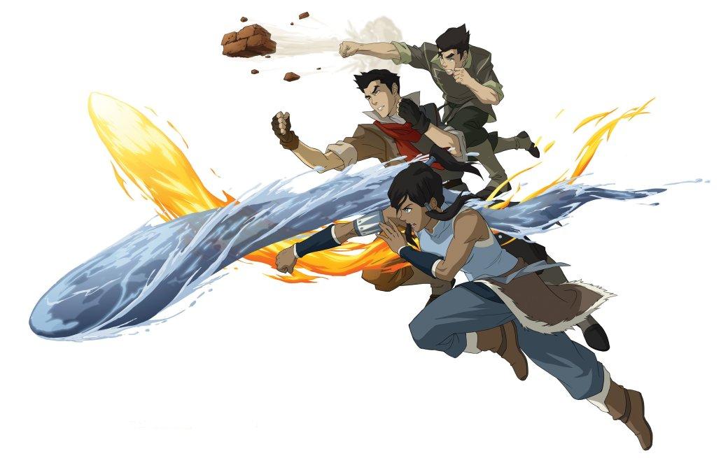 Обзор The Legend of Korra - рецензия на игру The Legend of Korra   Рецензии   Канобу