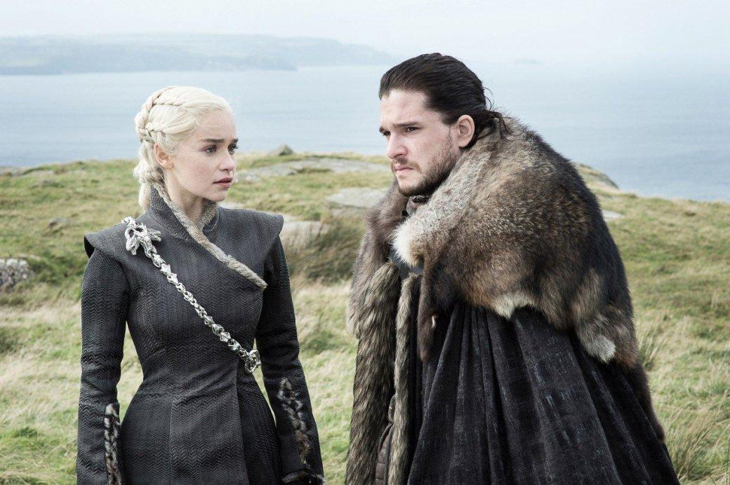 Чего ждать от8 сезона «Игры престолов»?   Канобу