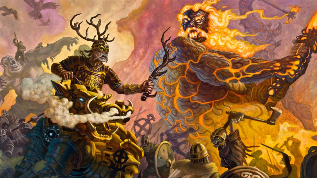 Все, что нужно знать оскандинавской мифологии. - Изображение 1