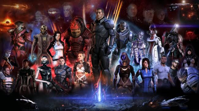 UPD: Crossword Game: Проверь себя в Mass Effect | Канобу - Изображение 1