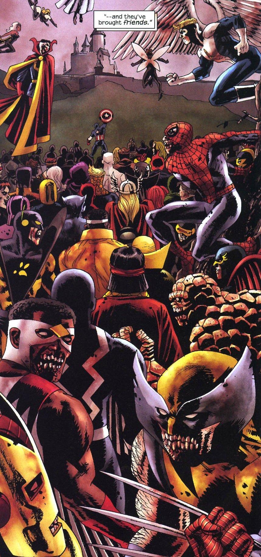 Какие комиксы почитать вожидании «Ходячих мертвецов»? Жесть, 18+ | Канобу - Изображение 3