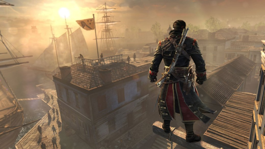 Assassin's Creed Rogue. Берем? | Канобу