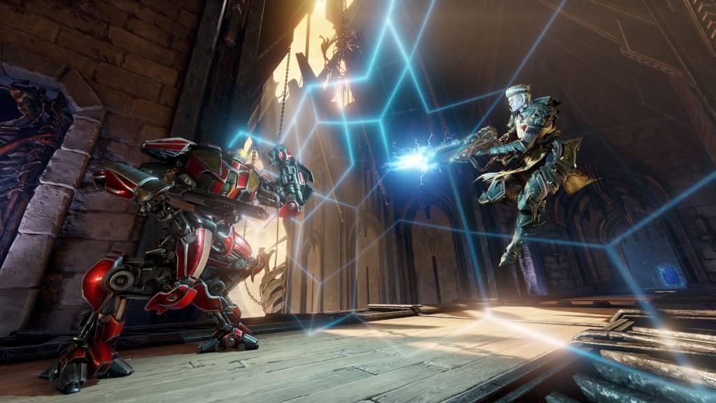 Е3 2018: Quake Champions живет издравствует. Игру можно получить бесплатно. - Изображение 1