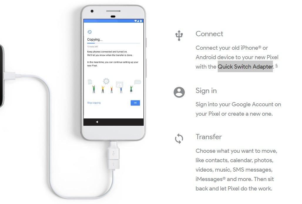 Google показала «реально синие» смартфоны Pixel иVR-шлем Daydream | Канобу - Изображение 11094