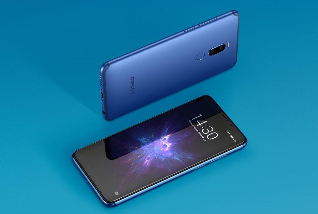 Опубликована первая фотография смартфона Meizu Note9 | Канобу - Изображение 1