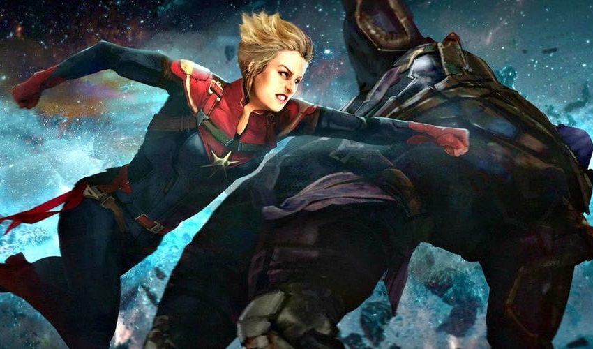 Кэрол Денверс сражается снеизвестным врагом нановых кадрах сосъемок «Капитан Марвел». - Изображение 1