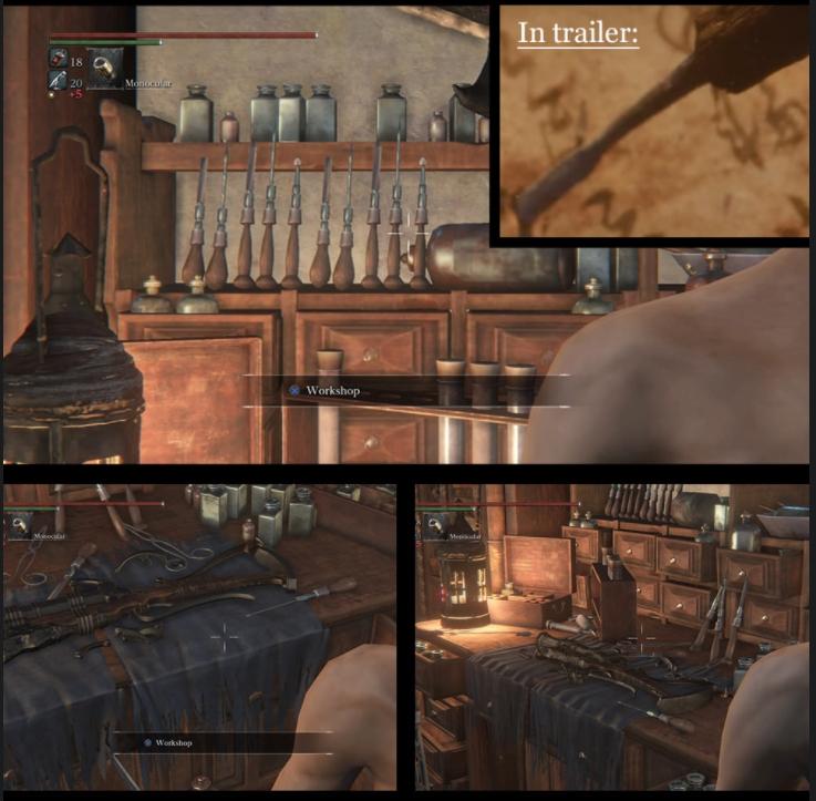 Почему тизер-трейлер Shadows Die Twice отFrom Software— это Bloodborne2 | Канобу - Изображение 346