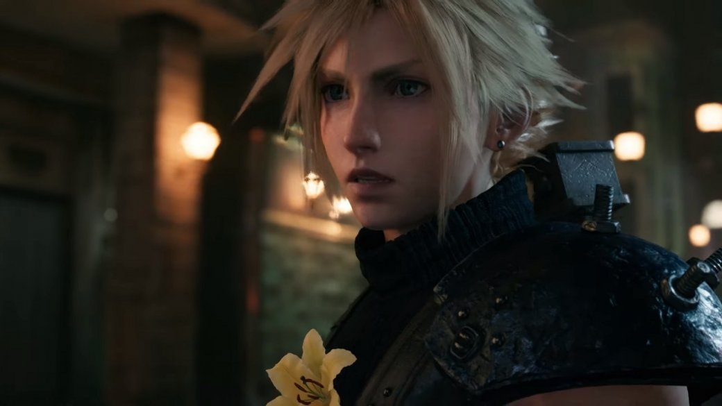 УFinal Fantasy 7 Remake появилась дата выхода иновый трейлер. Она все-таки выйдет!   Канобу - Изображение 10878