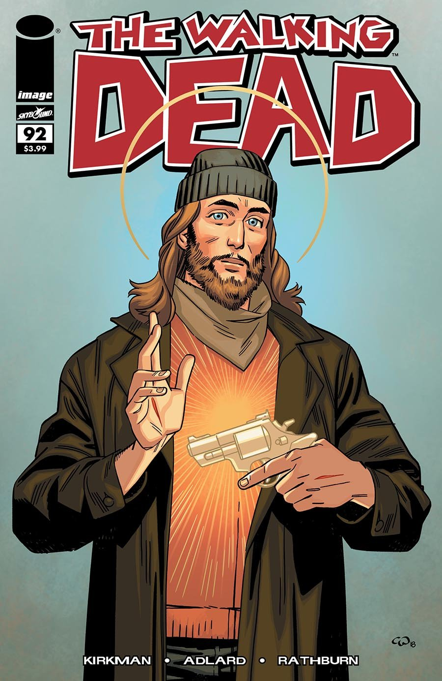 «Ходячим мертвецам» 15лет! Комикс отмечает юбилей обложками с самыми яркими сценами | Канобу - Изображение 9743