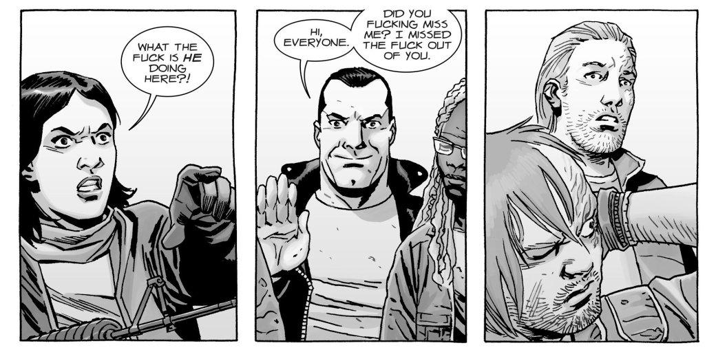 Кто погиб в новом номере комикса «Ходячие мертвецов»?   Канобу - Изображение 10766