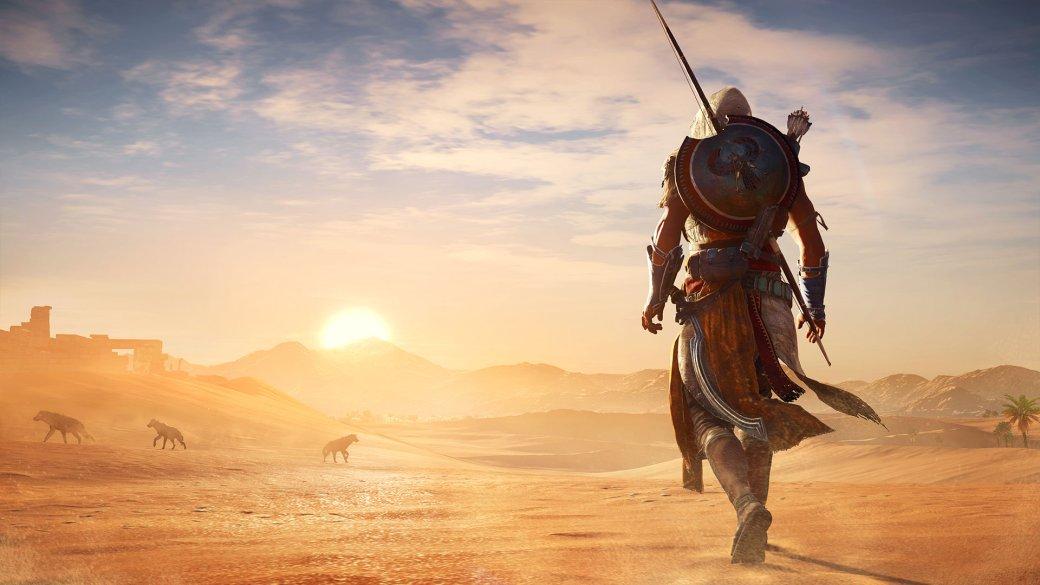 Assassin's Creed: Origins (2017, экшен, PC, PS4, Xbox One) - обзоры главных и лучших игр 2017 | Канобу - Изображение 1