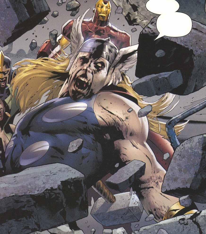 10 безумных версий Тора вкомиксах Marvel. - Изображение 2