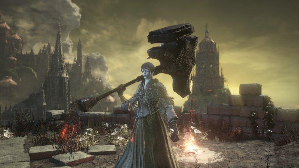 Где найти все новые предметы вDark Souls 3: The Ringed City | Канобу - Изображение 9468