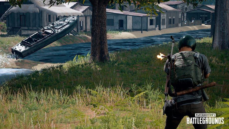 Far Cry Battle Royale: впечатления отновой карты Playerunknown's Battlegrounds. - Изображение 1