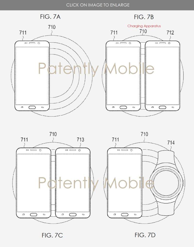 Ответ на AirPower от Apple? Samsung разрабатывает беспроводную зарядку для двух устройств . - Изображение 1