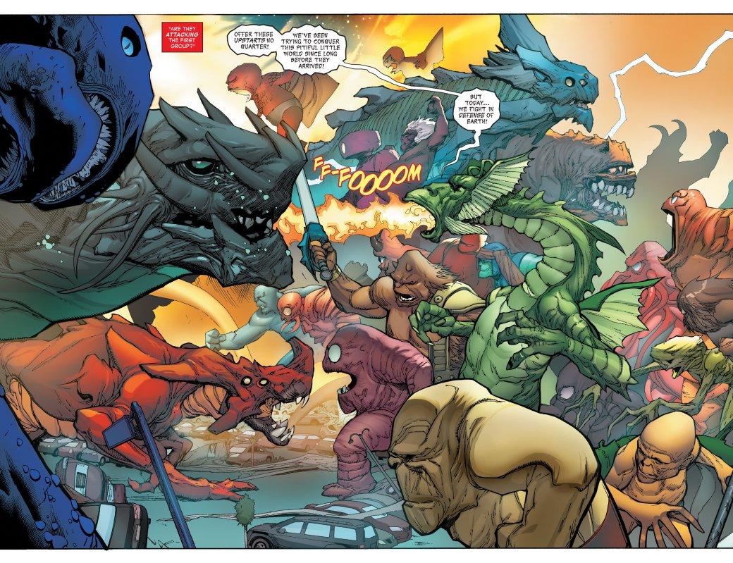 Monsters Unleashed: Marvel занимается самокопированием   Канобу - Изображение 3589