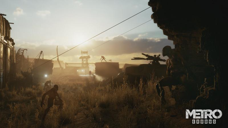 Романтика постапокалипсиса на новых скриншотах Metro: Exodus | Канобу - Изображение 5