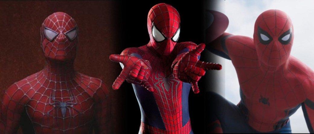 Сравниваем три киноверсии Человека-паука: Магуайр, Гарфилд, Холланд | Канобу - Изображение 1