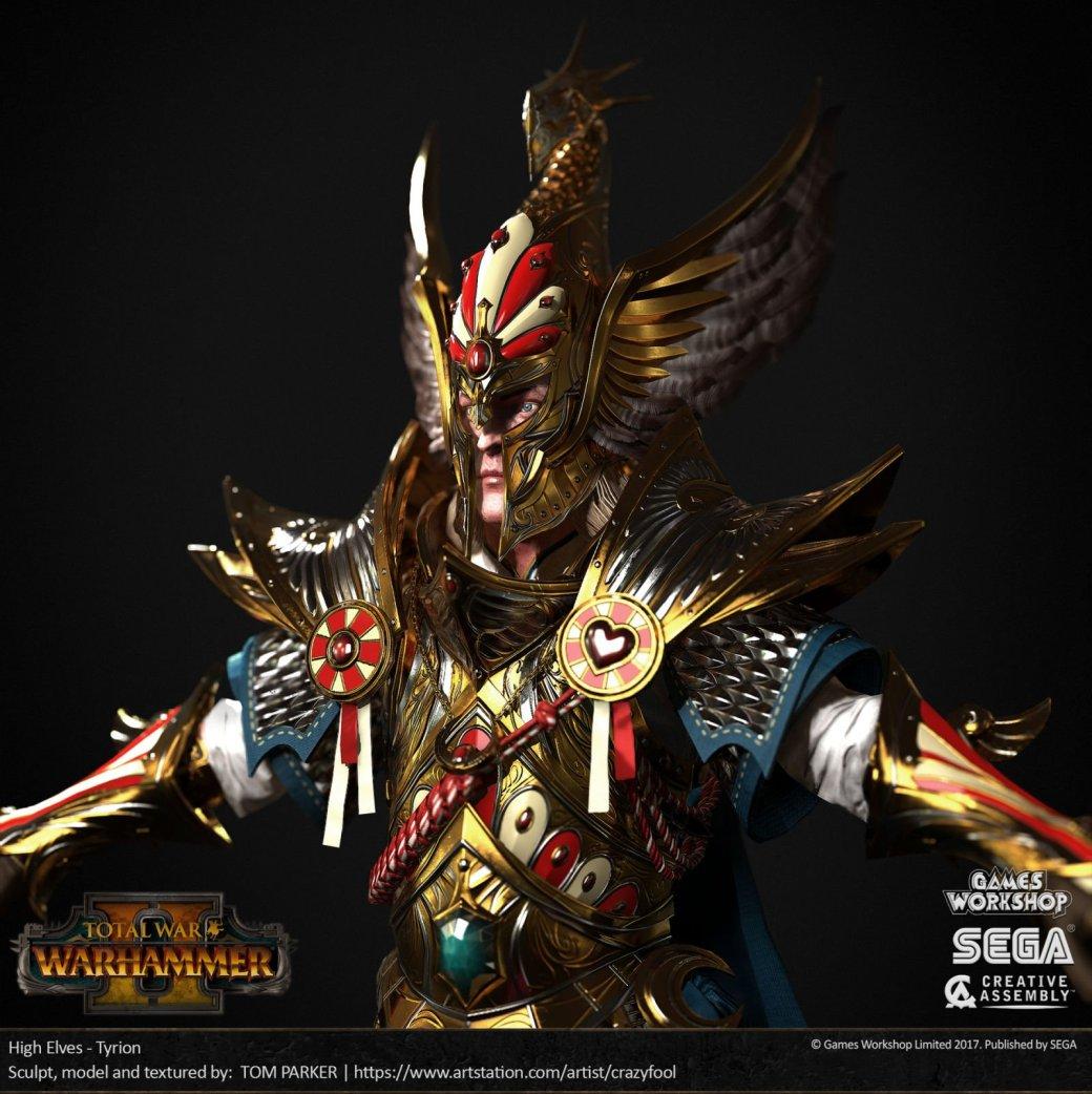 Взгляните напотрясающие концепт-арты Total War: Warhammer II. - Изображение 19