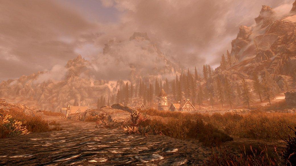 20 изумительных скриншотов TES V: Skyrim Special Edition | Канобу - Изображение 3