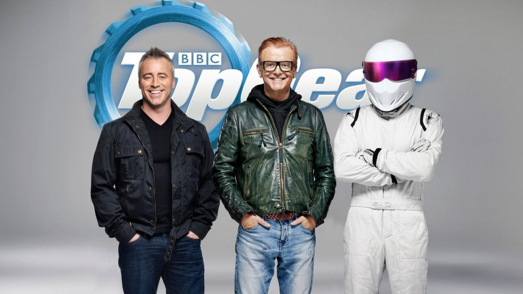Новый Top Gear не взлетел   Канобу