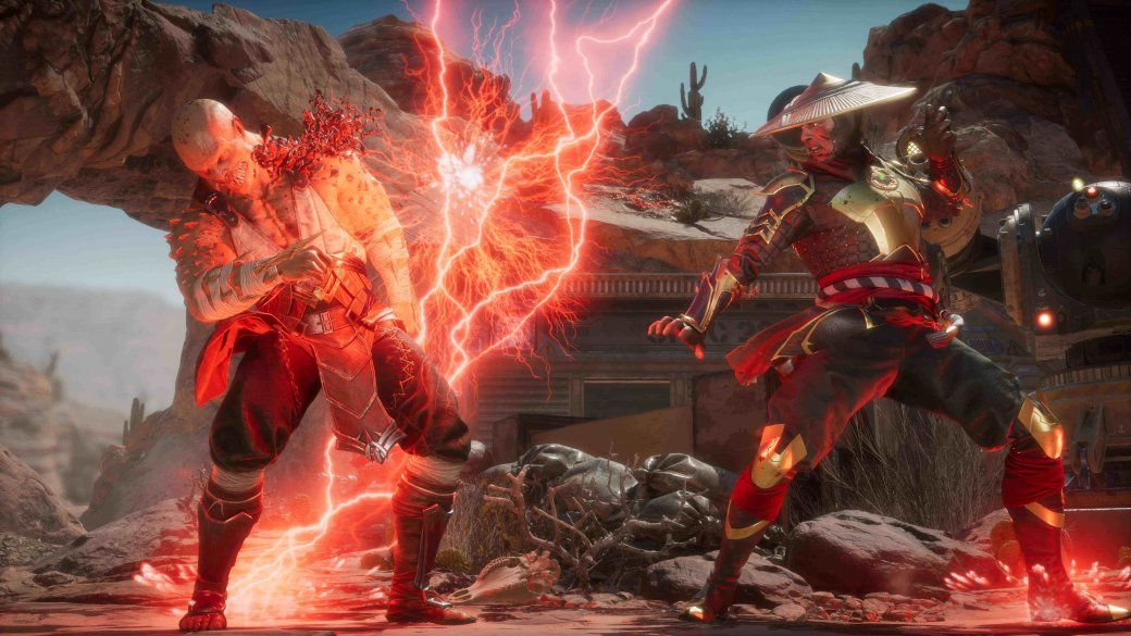Превью Mortal Kombat 11 для PS4, PC, Switch и Xbox One   Канобу - Изображение 4850