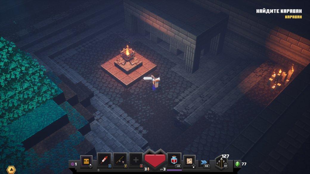 Обзор Minecraft Dungeons— «диаблоид» вовселенной всем известной «песочницы» | Канобу - Изображение 356