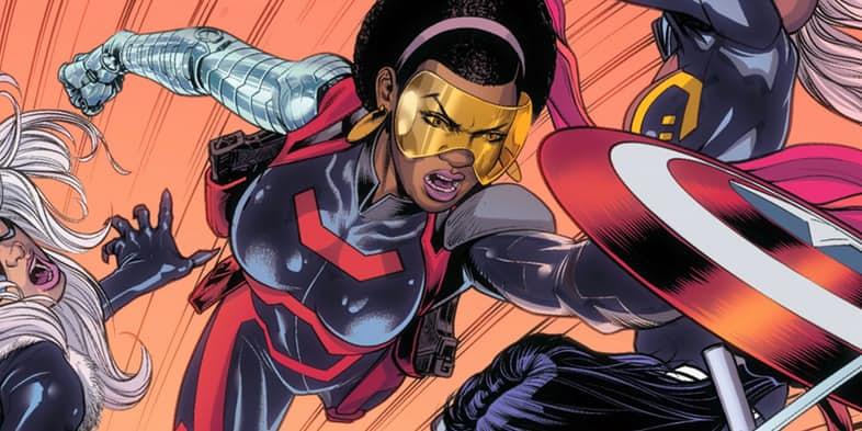 Капитан спит, служба идет: Мисти Найт почти стала Капитаном Америка | Канобу - Изображение 5229