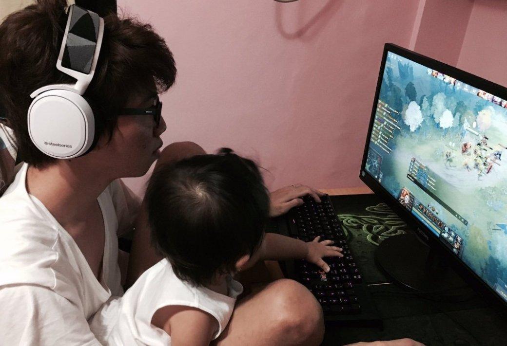 Назвал дочь в честь героя из Dota 2. Отец-киберспортсмен | Канобу - Изображение 0