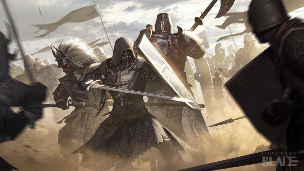 Оружие в Conqueror's Blade: чем убивают в игре, а чем убивали в истории | Канобу - Изображение 15556