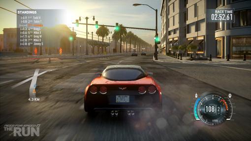 Обзор Need For Speed: The Run - рецензия на игру Need For Speed: The Run   Рецензии   Канобу