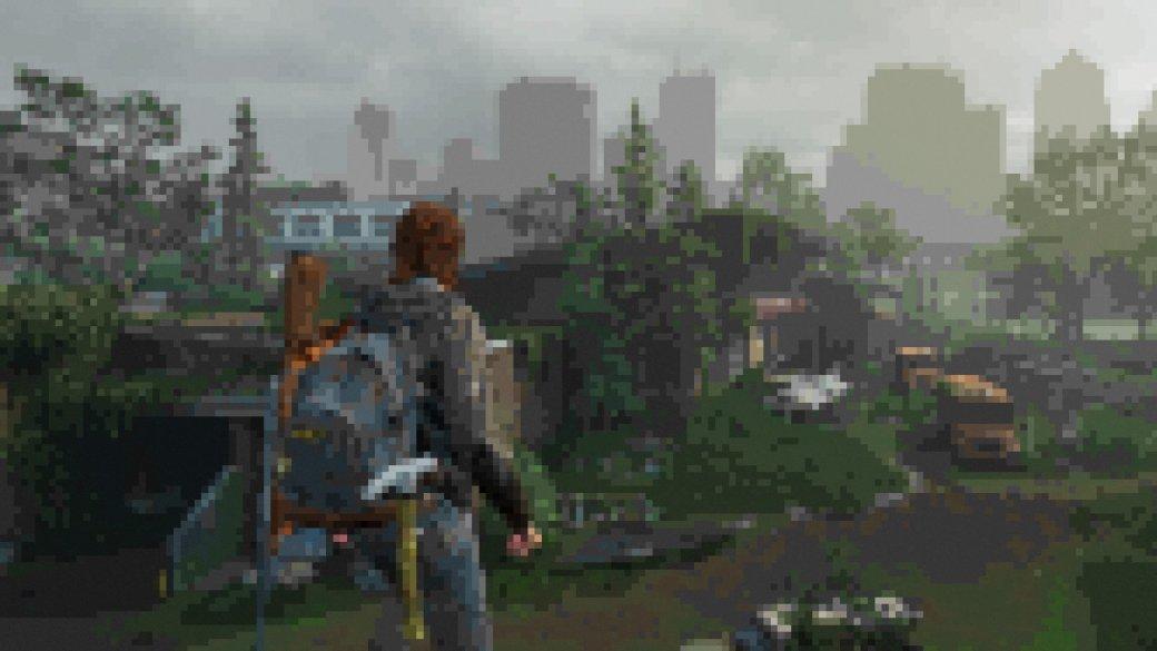 Пиксельный Джоэл имультяшная Элли. 25 кадров The Last ofUs: Part 2 сновыми графическими режимами | Канобу - Изображение 9099