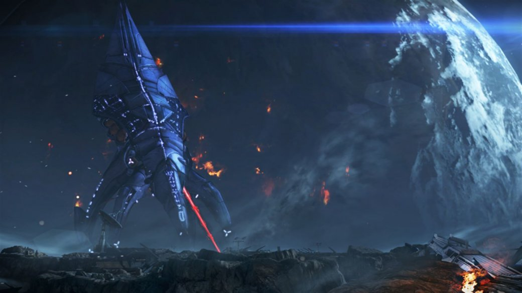 Худшие финалы ввидеоиграх, Mass Effect 3, Borderlands, BioShock, Fahrenheit, Vampire | Канобу - Изображение 13