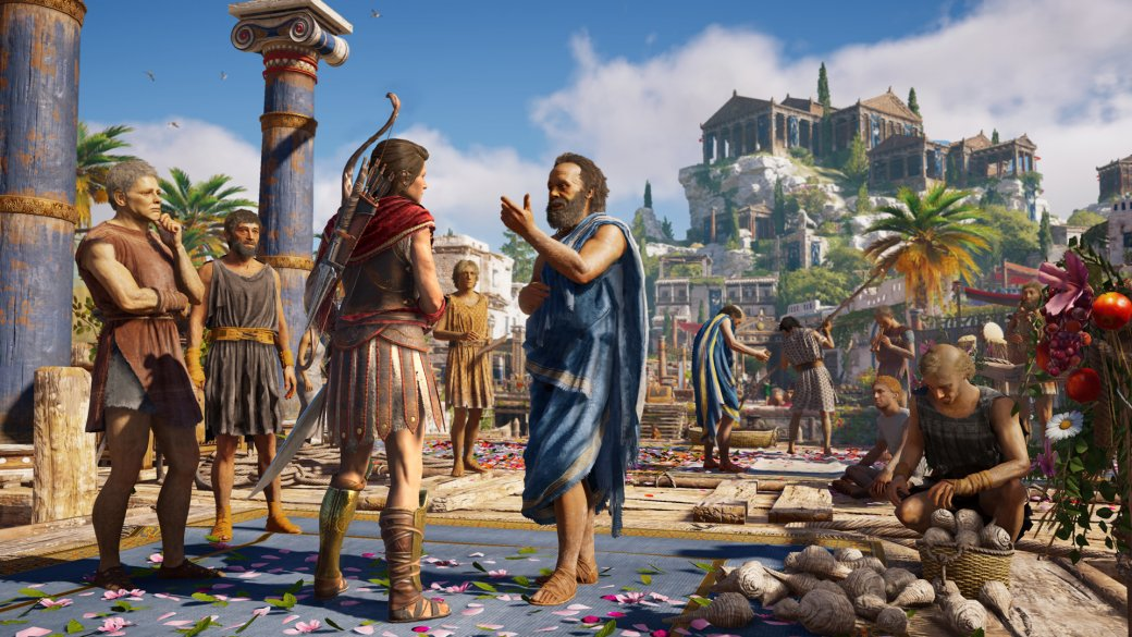Рецензия на Assassin's Creed Odyssey. Обзор Assassin's Creed: Odyssey | Канобу - Изображение 14