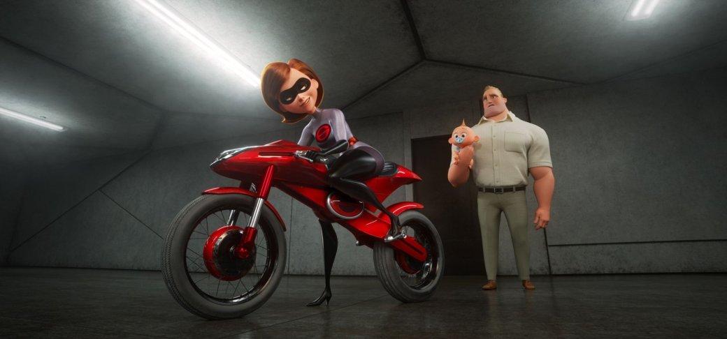 «Суперсемейка 2»— отличный сиквел супергеройского шедевра Pixar. - Изображение 3