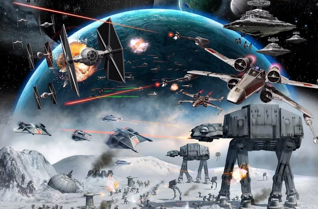 20 лучших игр по«Звездным войнам». - Изображение 94